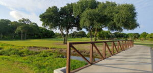 Olmos Basin 17th hole