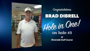 Brad Dibrell Alamo City Golf Trail Hole in One