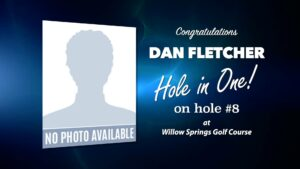 Dan Fletcher Alamo City Golf Trail Hole in One