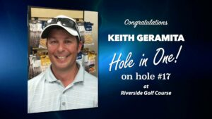 Keith Geramita Alamo City Golf Trail Hole in One