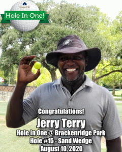 Jerry Terry Hole In One